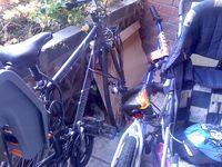 bikes locked 2